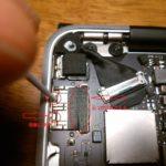 MacBook AirのUSBポートがゆるいのを直してみた