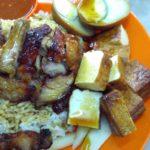 旅の「肉のせご飯」色々比較(東南アジア編)