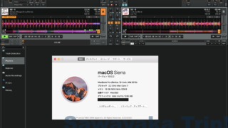 (報告メモ) Traktor 最新版 v2.11.0 + macOS Sierra 快調です