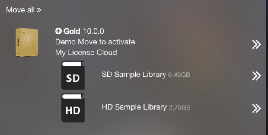 Wavesピアノ音源のサンプルライブラリー「SD」と「HD」の違い