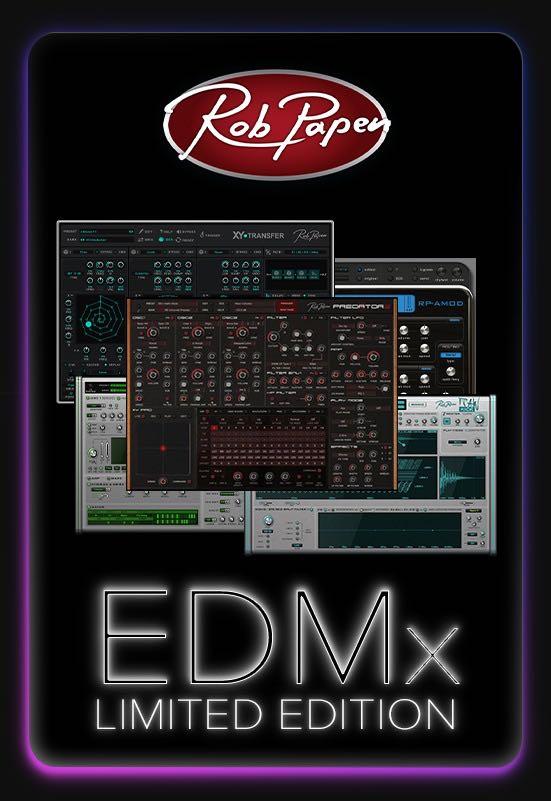 Edmx pluginboutique