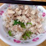 台湾の「肉のせご飯」色々比較(高雄編)