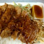 台湾の「肉のせご飯」色々比較(台中編)