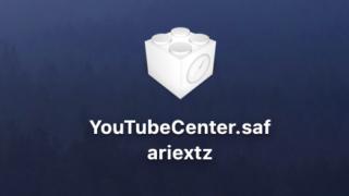 SafariのYouTube鑑賞をより便利にするアドオンYoutbe Center