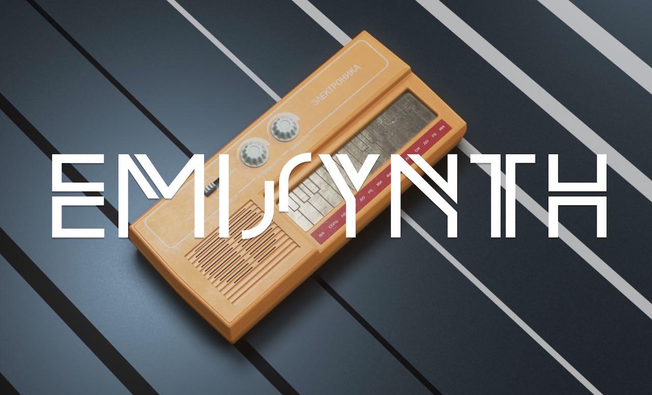 明日夕方まで【最安値更新】Strix Instruments『EMISYNTH』 30~50年前に作られた11台のソビエト製トイシンセ(要Kontakt)*99ドル→30ドル