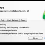 Mac定番ファイアウォールソフト「Hands Off!」がXmasセールで半額