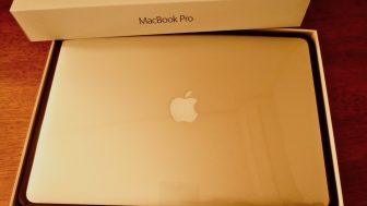 買って良かった MacBook Pro 15インチ 2015年モデル