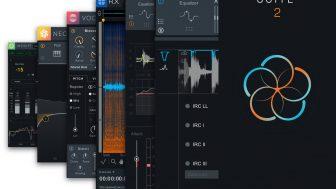 📌iZotope最高バンドル Music Production Suite 2の特価セール〔無料配布中のNeutron Elementsからも格安で買える〕