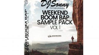 サンプルパックWeekend Boom Bap Pack Vol 1が無料配布中
